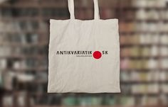 antikvariatik Reusable Tote Bags, Logos, A Logo, Legos