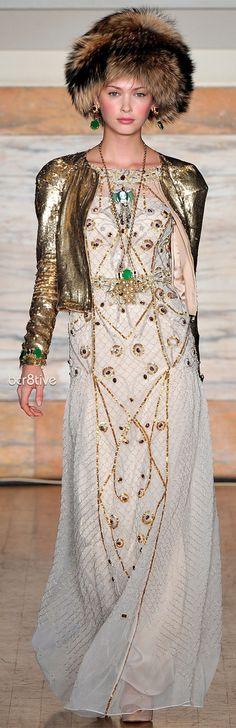 Queen Cersei - Temperley London Fall Winter 2012-13 Collection
