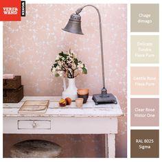 Voor een mooi behang en bijpassende verf kom je langs bij Verf & Wand. Wij geven graag advies op maat. http://www.verfenwand.nl/winkels/locatiezoeker #wonen #interieur #kleurinspiratie