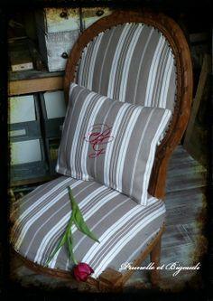 exemples de restauration de vieilles chaises et fauteuils home deco fauteuils pinterest. Black Bedroom Furniture Sets. Home Design Ideas