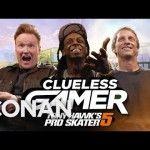 Clueless Gamer: Conan O'Brien, Lil Wayne & Tony Hawk testen Tony Hawk's Pro Skater 5