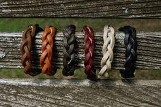 Essential Treasures Braided Leather Essential by KatesMiracleOils