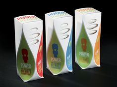 Power Plant (Student Work) on Packaging of the World - Creative Package Design Gallery