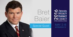 Proud to announce Bret Baier as one of our general session special guest speakers #Armada16 @specialreport
