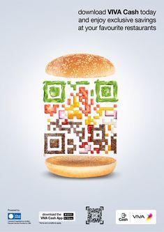 Food Graphic Design, Food Menu Design, Food Poster Design, Graphic Design Posters, Ads Creative, Creative Posters, Creative Design, Food Advertising, Creative Advertising