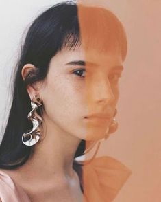 OBSESSED with these earrings! Big and bold earrings are a must-have accessory - even just glammin' around the home.⠀ ⠀ Image | @wmagazine⠀ ⠀ #wmagazine #fashion #earrings #fashionaccessories #sustainablefashion #threads #tgs #twogingerspades Beauty Photography, Jewelry Photography, Editorial Photography, Portrait Photography, Fashion Photography, Stunning Photography, Photography Classes, Product Photography, Photography Tutorials