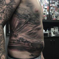 Rib Tattoos for Guys
