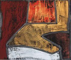 Artist : Jeff Lowe Title : Untitled 7 Media : Original - Acrylic & Graphite on Board Size : 40.5 x 33.5cm Price : www.ArtCatto.com
