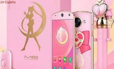 'Sailor Moon' tendrá su propio teléfono móvil y palo 'selfie' oficiales