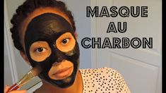 ♡DIY : Masque au charbon anti points noirs/acné♡