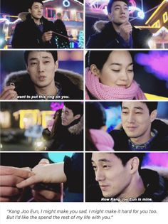 But I'd like the spend the rest of my life with you. So Ji Sub, Goblin, Kdramas To Watch, Cunning Single Lady, Submarine Quotes, Legend Of Blue Sea, Best Kdrama, Oh My Venus, How To Speak Korean