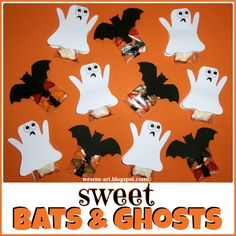 sweet Bats & Ghosts