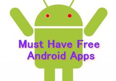 Must have free applications for every android mobile and tablet. Every application is free and tested. The best in every category that will make your Android device more productive.
