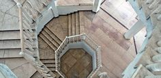There is something about Octagon staircases that I love