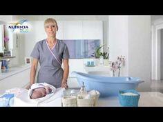 Jak wykąpać noworodka? - YouTube