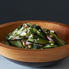 Sesame Peanut Cucumber Salad Recipe on Food52 recipe on Food52