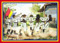 """1st of December! Happy Birthday Romania! Happy Birthday Romanians, all over the world! How do you celebrate Romania's National Holiday? Would you like to dance """"Hora Unirii""""? www.fonmoney.ro Sâmbătă e 1 decembrie, ziua națională a României. Cum veți petrece în această zi? Veți juca Hora Unirii? :-)"""