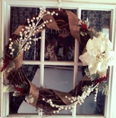 Christmas wreath ©