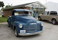 chevy 3100 | 1949 Chevrolet 3100 1/2-Ton Pickup Truck (1 of 7) | Flickr - Photo ...