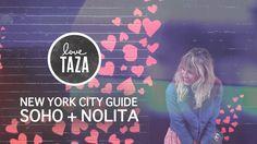 taza's new york city guide: soho + nolita | Love Taza