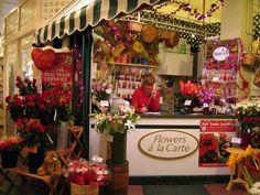 flower shop idea