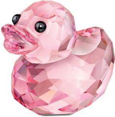#Swarovski? Crystal Happy #Duck Rosy Ruby Figurine  www.empowernetwork.com/almostasecret.php?id=ethan1