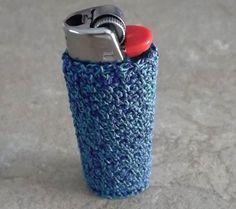 Lighter Case Crochet
