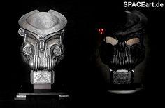 Alien vs. Predator: Celtic Predator Helm - Deluxe, Fertig-Modell ... http://spaceart.de/produkte/avp009.php