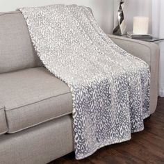 Nestle into the warmth of this cloud-like plush throw. Life Comfort Urban Plush Throw, x Tumble dry on low. Machine wash, cold water on gentle cycle. Grey Throw Blanket, Throw Blankets, Comfort Gray, Dream Bedroom, Warm And Cozy, Plush, Urban, Furniture, Costco