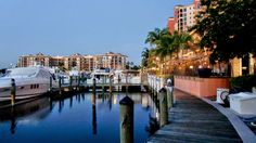 Cape Harbour in Cape Coral, Florida