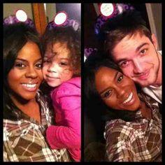 Interracial family. Their gorgeous !!!! =) <3