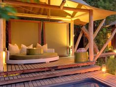 Xaranna Okavango Delta Camp, Botswana. 18 incredible all inclusive resorts
