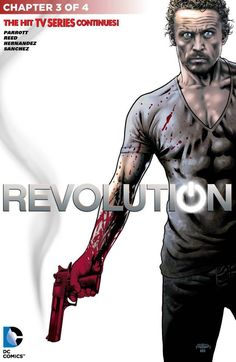 Chapter 3 of the Revolution comic.