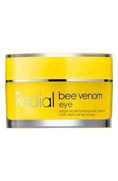 Buzzworthy Balm-Bee venom for the eyes #AntiAgingEyeCream Anti Aging Eye Cream, Best Eye Cream, Eye Treatment, Hosting Company, Stem Cells, Dark Circles, Venom, Beauty Routines, The Balm