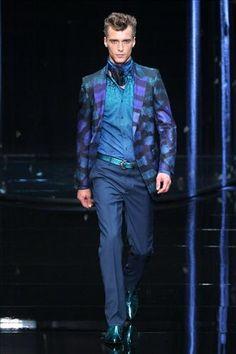 Roberto Cavalli for Men SS 2013 #fashion