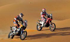 Buena parte de los pilotos del Mundial de Rallies Cross-Country recala en el desierto de Atacama (Chile), escenario habitual de las ediciones suramericanas del Dakar. El campeón Marc Coma y Joan Barreda nos ofrecen sus impresiones en la recta final del curso.