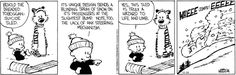 Calvin and Hobbes Comic Strip, December 26, 2016 on GoComics.com