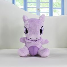 14 cm #Pokemon: #Mewtwo Stuffed #Plush #Toy