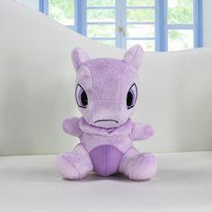 14 cm #Pokemon: #Mewtwo Stuffed #Plush #Toy