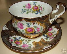 reverie: Vintage tea cup obsession