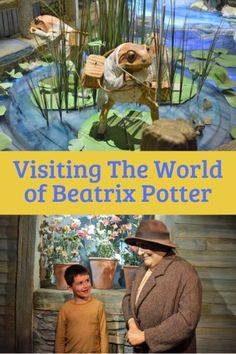 Visiting The World of Beatrix Potter - all about this delightful attraction in the Lake District. Guinness, Beatles, Great Places, Places To See, Days Out In England, Holidays With Kids, Uk Holidays, Uk Destinations, Family Days Out