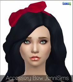 Bow Headband at Jenni Sims