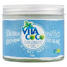 Vita Coco Organic Extra Virgin Coconut Oil  250ml *** You can get more details by clicking on the image.