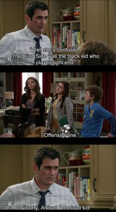 Modern Family Fan Blog: #28 offencive