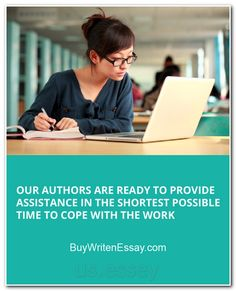 Buying written term papers