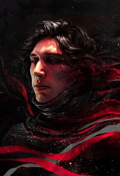 The Knight of the First Order - Star Wars: Kylo Ren by Alice X. Zhang *