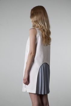 dress Sukienka 13-1 #summer #trends #white #dress #clothes