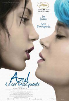 Filme Azul é a Cor Mais Quente