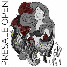 pinsbyJP The Little Mermaid Disney Art, My Childhood, The Little Mermaid, Ariel, Serenity, Framed Art, Disney Princesses, Fanart, Inspiration