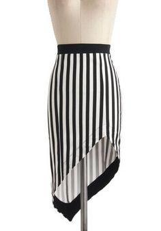 Design Charrette Skirt, $29.99, #ModCloth